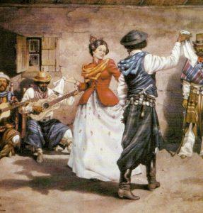 gaucho and music